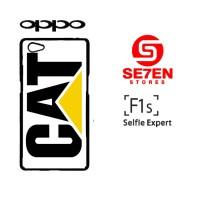 Casing HP Oppo F1s (A59) caterpillar logo Custom Hardcase Cover