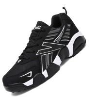 Sepatu Basket Seanut (Black)