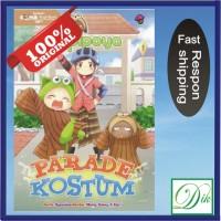 Buku Cerita Anak Komik KKPK Pipoya Parade Kostum