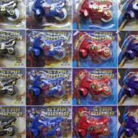 sepeda motor balap tarik moto GP superhero murah mainan anak edukasi