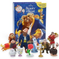 Jual My Busy Book Disney Beauty and the Beast Murah