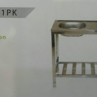 KITCHEN SINK KAKI ROYAL SB 1 PK