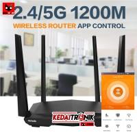 WALL KILLER TENDA AC6 AC1200 Dual Band GIGABIT 3 IN 1 Router Repeater