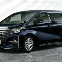 [ Cover Super ] Sarung Mobil Indoor Toyota Alphard & Vellfire