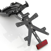 Rizoma License Plate/tail tidy for ducati monster