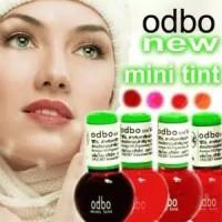 Liptint ODBO OBDO Baru | Produk Perawatan dan Makeup Bibir Murah