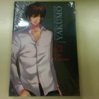 Psychic Detective Yakumo The Red Eye Knows -MANABU KAMINAGA