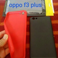 Jual Soft Case TPU Carbon Oppo F3 Plus Silikon Matte Carbon Oppo F3 Plus Murah