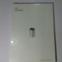 CD ALBUM EXO - LOTTO (KOR Ver.)