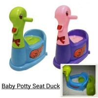Jual BABY POTTY DUCK / TOILET TRAINING DUCK / TOILET SEAT / POTTY BAYI Murah
