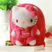 Jual Tas Ransel Punggung Backpack Boneka Anak Karakter Hello Kitty Murah