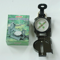 Kompas Petunjuk Arah Lensatic Compass Joyko CO-44LM Model Militer