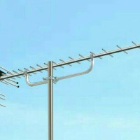 Antena TV Digital / Analog PF HDU -25 - Very High Gain Antena