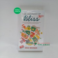THE GEOGRAPHY OF BLISS ED NEW
