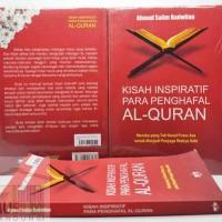 Buku Kisah Inspiratif Para Penghafal Al-Quran