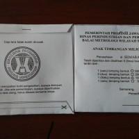 Anak Timbangan Miligram 50mg(DiTERA)