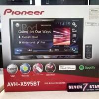 Pioneer Avh - 595BT / TV DOUBLE DIN PIONEER BLUETOOTH / SALE !!!
