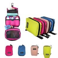 Tas Tempat Simpan Peralatan Mandi Untuk Travel Toilet Bag Organizer 1