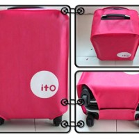 """Pelindung Cover Koper ITO Bahan Non Wooven Fabric Luggage Cover 28"""" 2"""