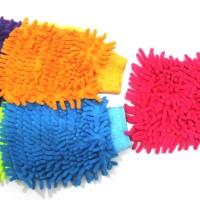 Alat Pembersih Debu Lap Sarung Tangan Bahan Microfiber 2