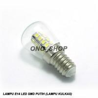 Lampu Kulkas LED E14 Putih ( 26 led ) SUPER 240 149