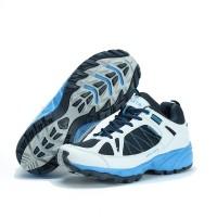 Jual Sepatu Running KETA 190 White Navy /Jogging/Running/Outdoo Murah