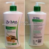 St. Ives Body Lotion Daily Hydrating Vitamin E(621Ml)Original USA 10