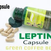 Capsule Diet Leptin Green Coffee Supplement