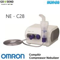 Omron CompAir Compressor Nebulizer Ne-C28