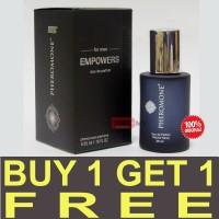 Jual [Beli 1 Gratis 1]Parfum Pheromone/Parfum Pemikat Empowers By Identic Murah