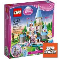 41055 Cinderella's Romantic Castle - LEGO Disney Princess 2014
