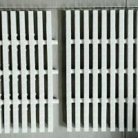 Grill Grating Kolam Renang 3 Pin Lebar 30 CM - Chalk White