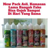 New Premium E Juice Liquid Vape Hype Juices Juice Vaping Mod 60ML Asli