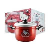 harga Panci Langseng Kukusan Hello Kitty 24 Cm Tokopedia.com