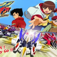 Film Anime Crush Gear Turbo Lengkap Subtitle Indonesia