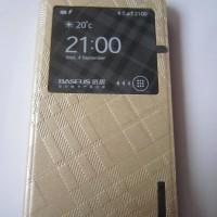 Baseus Brocard Case For Samsung Galaxy S5-GOLD
