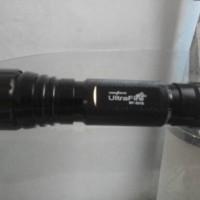 senter UltraFire WF-501B sinar ultraviolet