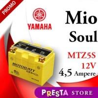 harga Aki Kering Mio Soul - Yamaha - Motobatt Mtz5s Gel U/ Gs Yuasa Motor Tokopedia.com