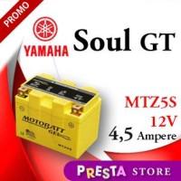 harga Aki Kering Gel Soul Gt Yamaha Motobatt Mtz5s U/ Gs Yuasa Motor Tokopedia.com