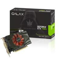 Jual Galax GTX 750Ti 2GB DDR5 BLACK OC Murah