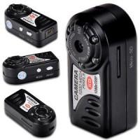 Spy Cam Super Mini Thumb DV Q5 12 MP Full HD ( Foto, Video, Suara )