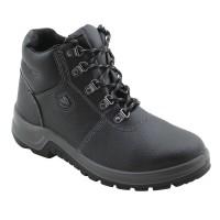 [TERMURAH] Sepatu Safety Bata Darwin Black/Brown