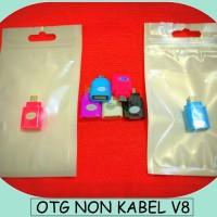 OTG Non Kabel V8 (Sony, samsung, dll)