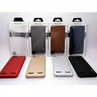 HARDCASE GEA Soft Touch For LENOVO K5 PLUS ( A6020 )