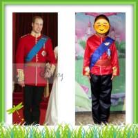 Baju Kostum Pangeran William