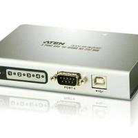 ATEN 1 USB to 4 Port RS-232 Converter UC2324