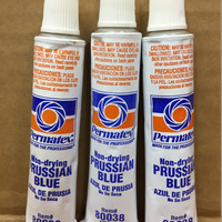 Prussian blue permatex