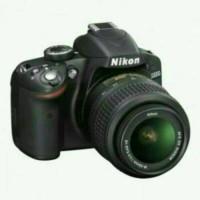 KAMERA NIKON D3200 KIT 18-55 (DISPLAY)