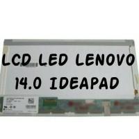 Jual LCD LED 14.0 Lenovo Ideapad G450 G460 G470 G475 G480 G485 B450 Y450 Murah