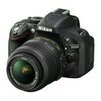 KAMERA NIKON D5200 18-55 / Nikon D5200 / 5200